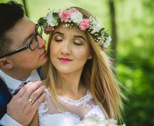 Katarzyna i Mateusz wesele i plener