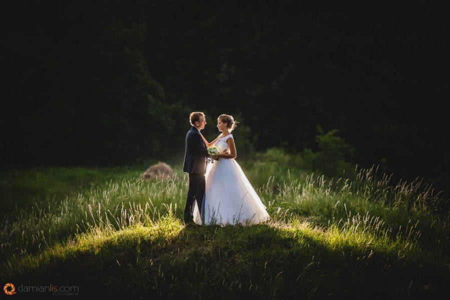 Ślub Anety i Piotra