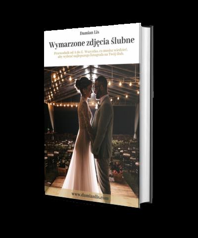 Wymarzone zdjęcia ślubne – eBook 1